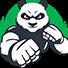Логотип организации Академия единоборств Панда